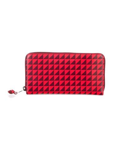 Proenza Schouler Zip-Around Wallet