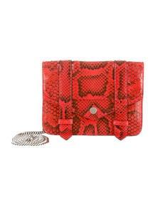 Proenza Schouler PS1 Chain Wallet