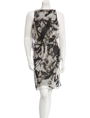 Proenza Schouler Silk Dress