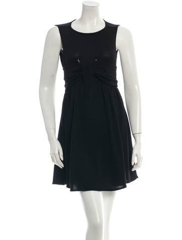 Proenza Schouler Wool Dress