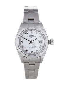 Rolex Datejust Steel Watch