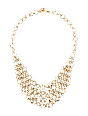 Roberto Coin 18K Multistrand Diamond Necklace