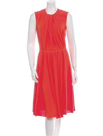 Roksanda Ilincic Colorblock Dress