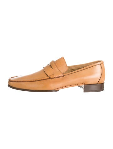 Santoni Loafers w/ Tags