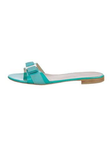 Salvatore Ferragamo Slide Sandals