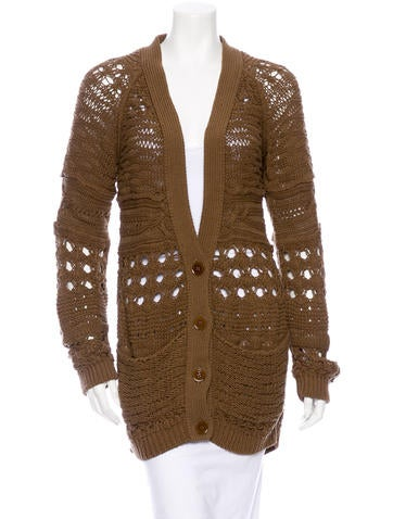 Stella McCartney Oversize Cardigan