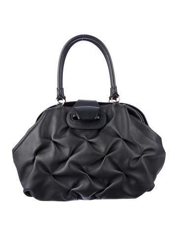 Smythson Handle Bag