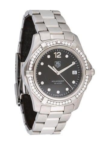 Tag Heuer Aquaracer Quartz Diamond Watch