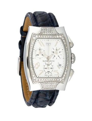 Techno Marine Diamond Chronograph Watch