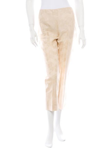 The Row Jacquard Pants