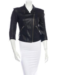 Theyskens' Theory Leather Jacket