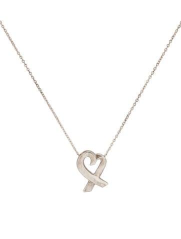 Tiffany & Co. Loving Heart Pendant
