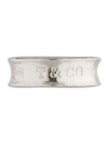 Tiffany & Co. 1837 Narrow Ring