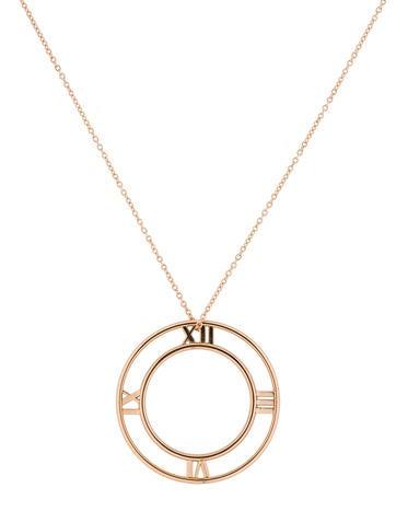 Tiffany & Co. Atlas Necklace