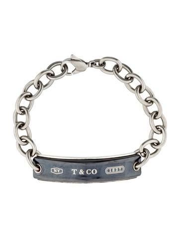 Tiffany 0026 Co. 1837 ID Bracelet