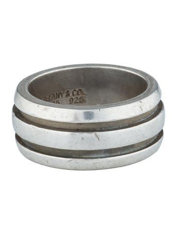 Tiffany 0026 Co. gegroefde Band Ring