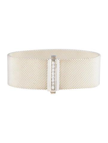 Tiffany 0026 Co. Diamond Somerset Bracelet