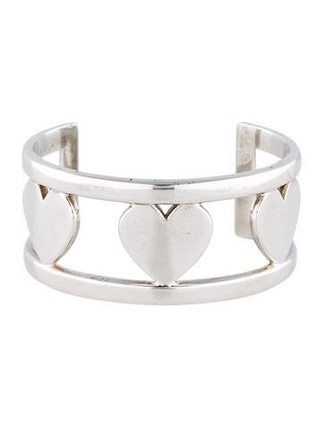 Tiffany 0026 Co. Heart manchet