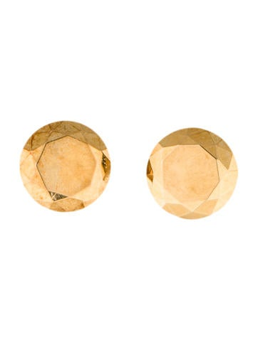 Tiffany & Co. Faceted Stud Earrings