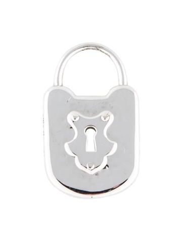 Tiffany & Co. Hammered Lock Charm