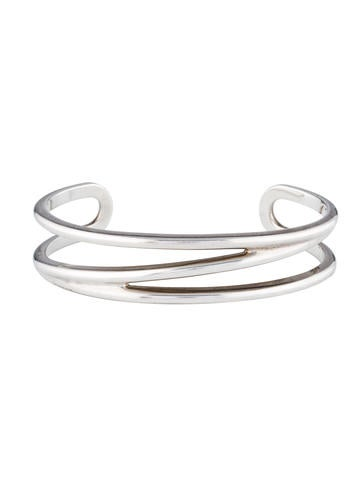 Tiffany & Co. Three-Row Cuff