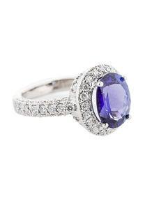 Takat Tanzanite and Diamond...