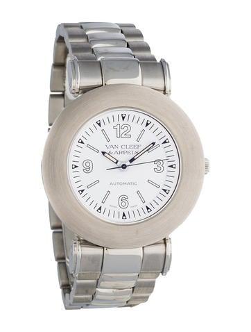 Van Cleef 0026 Arpels Roma Automatic Watch