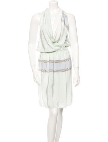 Vanessa Bruno Celtica Lagon Dress