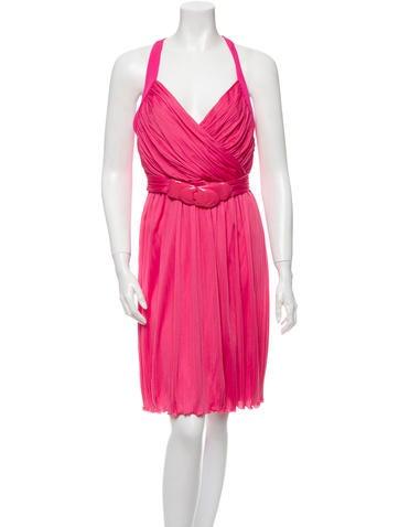 Versace Halter Dress w/ Tags