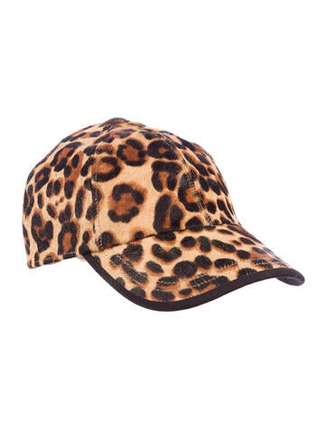 Hat Attack Leopard Print Hat