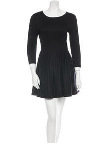 Max Fowles Wool Dress