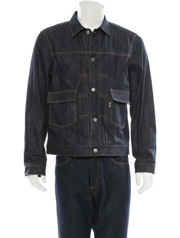 Maison Kitsuné Denim Jacket