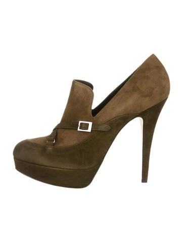 Abel Muñoz Grace Pumps