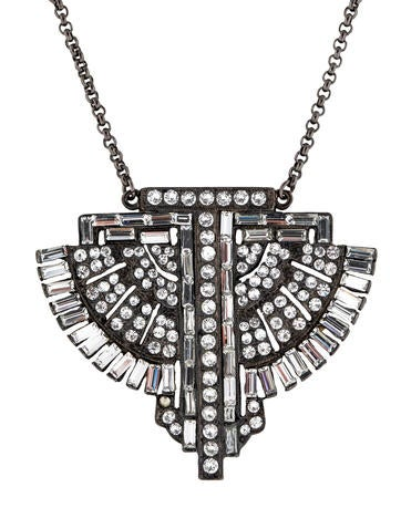 Ben Amun Kristal Hanger Collier