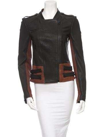 A.L.C. Leather Jacket w/ Tags