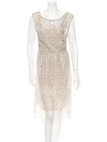 Alice + Olivia Lace Dress