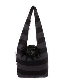 Alice + Olivia Knit Bag