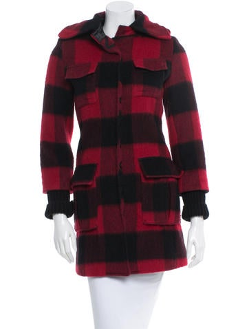 Alice + Olivia Wool Coat