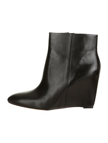 B Brian Atwood Ankle Boots
