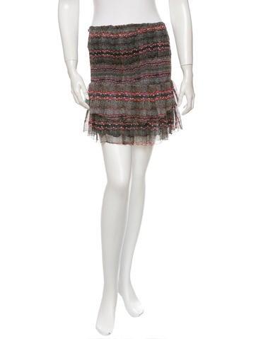 Étoile Isabel Marant Silk Skirt