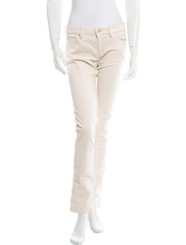 Étoile Isabel Marant Corduroy Pants
