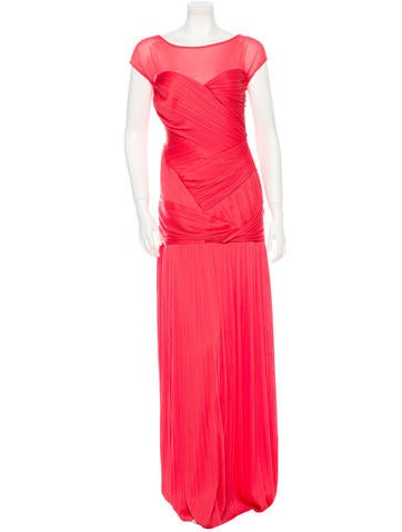Halston Heritage Gown w/ Tags