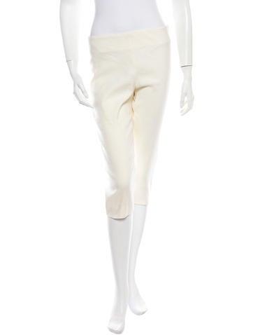 Hache Cropped Pants w/Tags