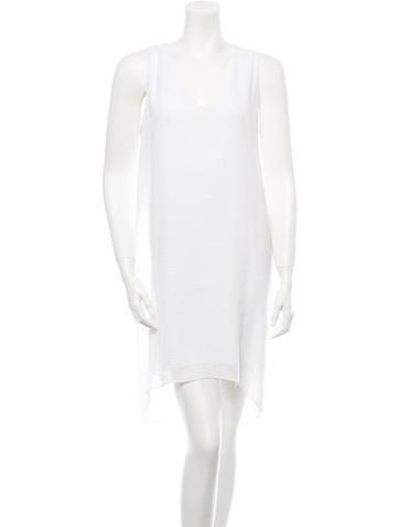 Helmut Lang jurk