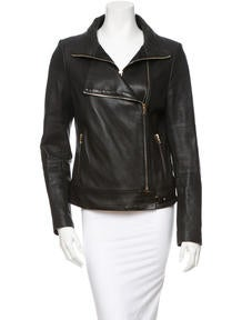 J Brand Leather Jacket