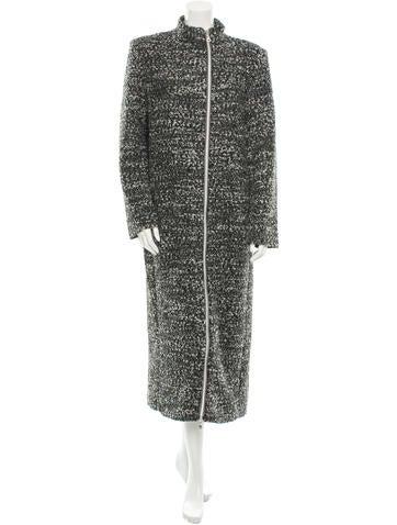 Kaelen Bouclé Coat w/ Tags