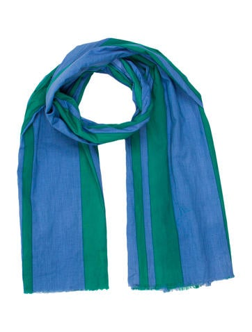 Lovat and Green Scarf w/ Tags