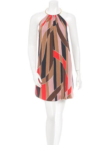 M Missoni Halter Dress