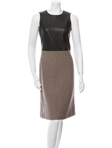 McQ by Alexander McQueen Sleeveless Dress w/ Tags