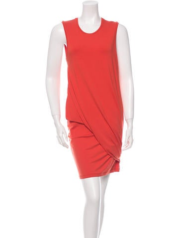 McQ door Alexander McQueen jurk